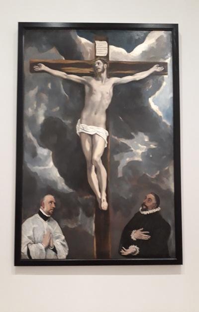 L'exposition Greco au Grand Palais