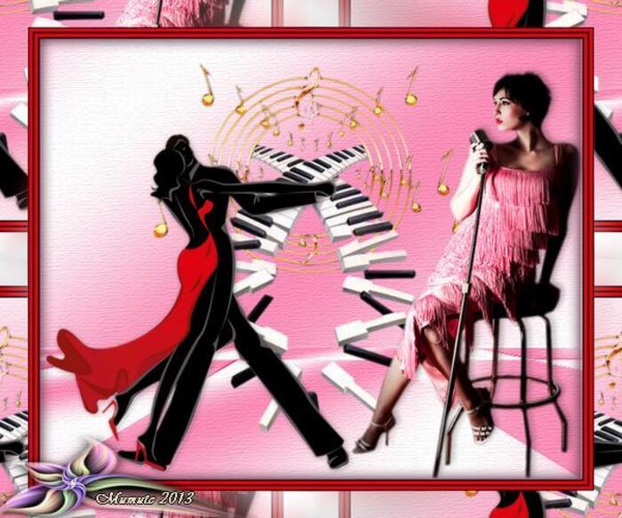 Sur une note de tango argentin