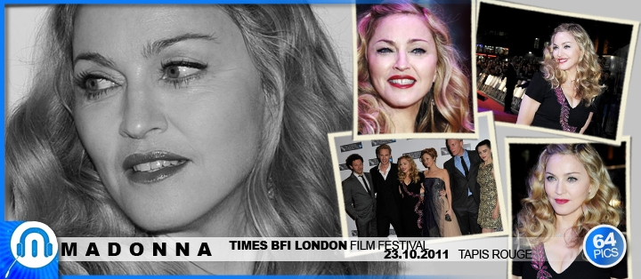 Madonna | London BFI Film Festival 2011
