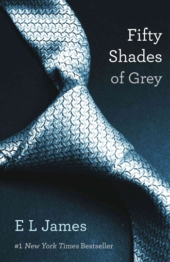 Fifty shades of Grey - Erika James