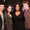 Première photo des acteurs d'Eclipse chez Oprah