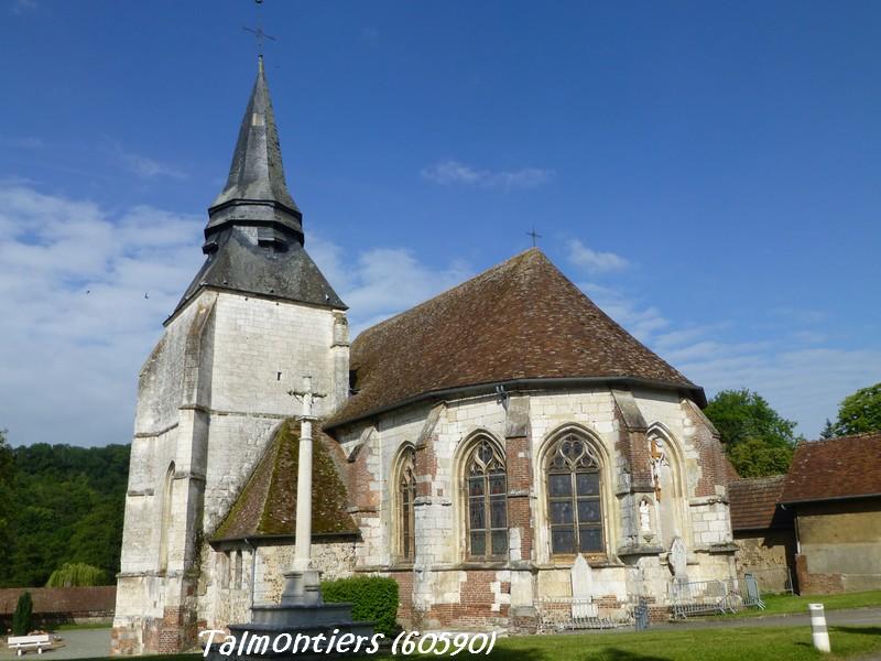 Des églises en Vexin Français (2)