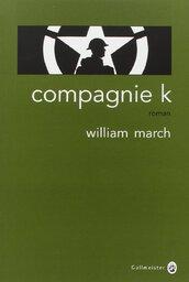 Compagnie K de William March