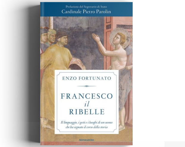Francesco il ribelle © librimondadori.it