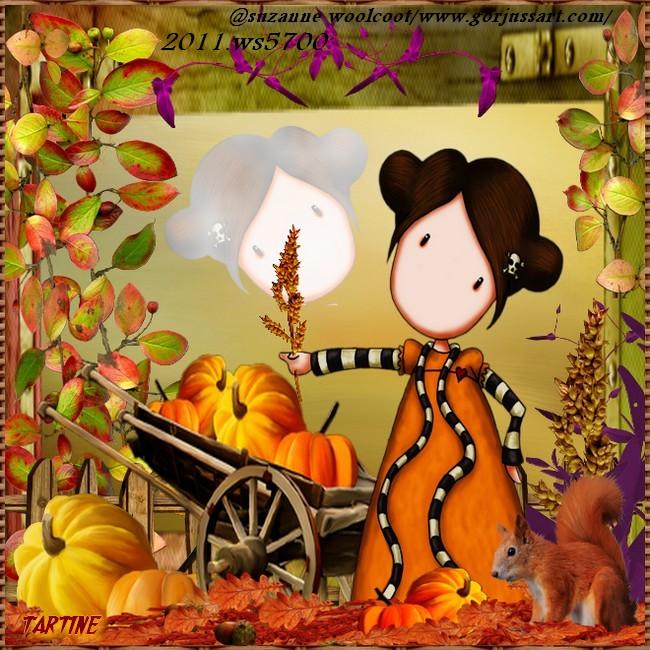 dernières créas d'automne.....