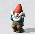 Nain de jardin Gnome heureux