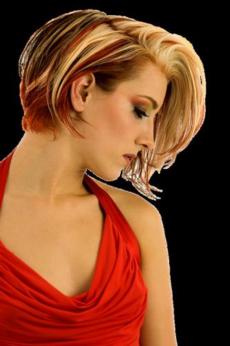 Femmes en Rouge Série 19