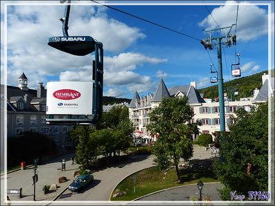 Station de Mont-Tremblant - Laurentides - Québec - Canada