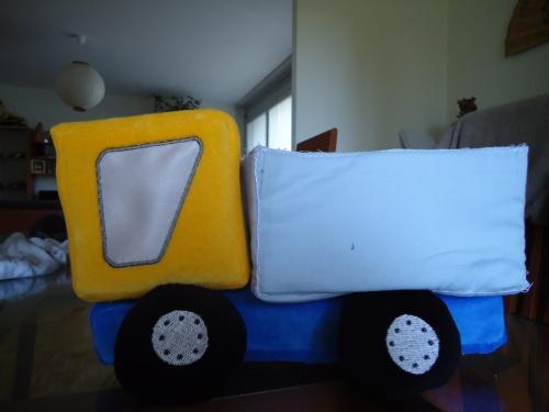 Doudou camion