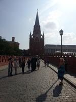 K comme Kremlin (de Moscou)