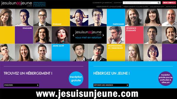 Hébergements pour jeunes étudiants - Jesuisunjeune.com