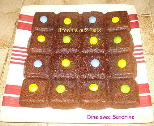 Brownie aux Noix 7