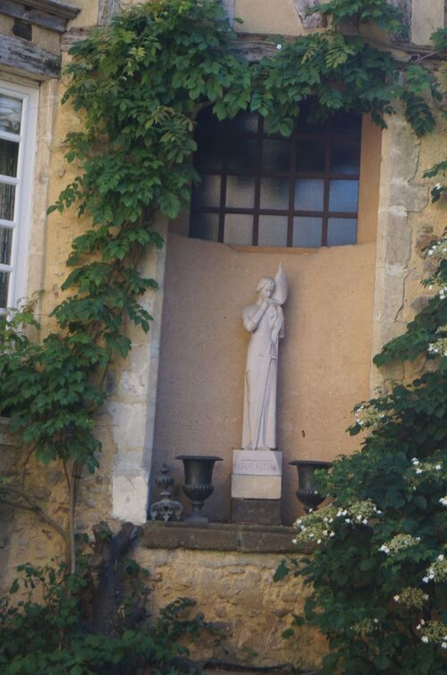 Jehanne en Sarthe