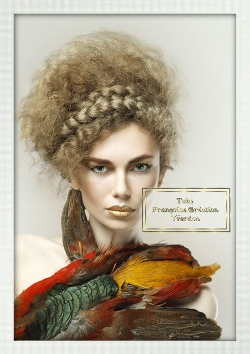 Femmes cheveux complexes (07 à 09)