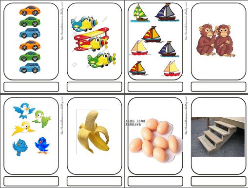 Novembre : Vidéo 6, 7 et 8 (couleurs, fruits, nombres)