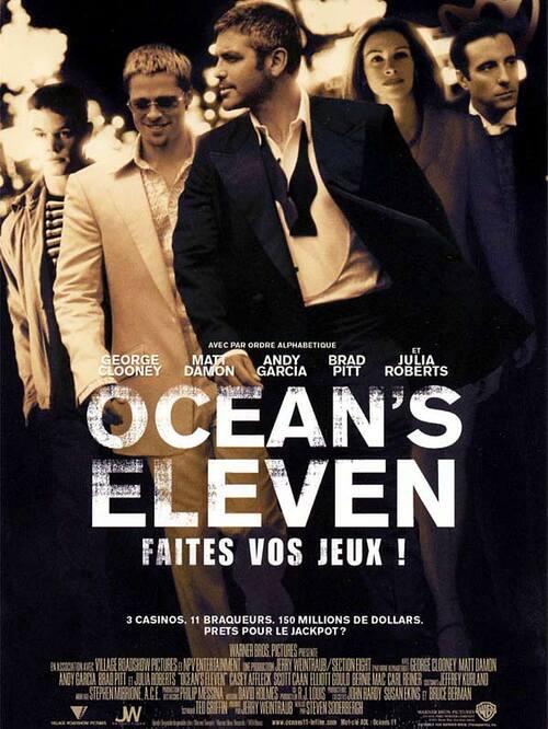 Ocean's Eleven 01