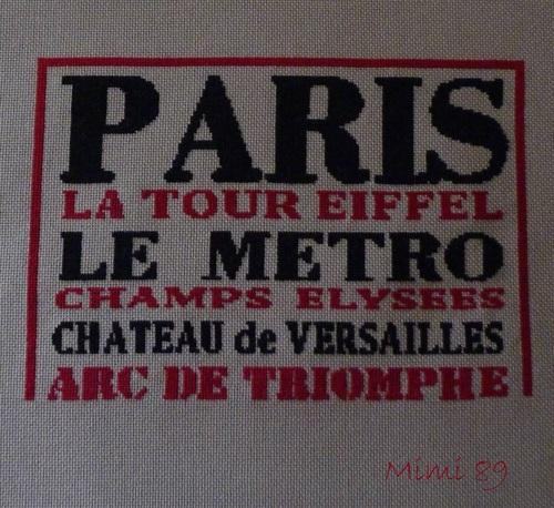SAL Paris, étape 15