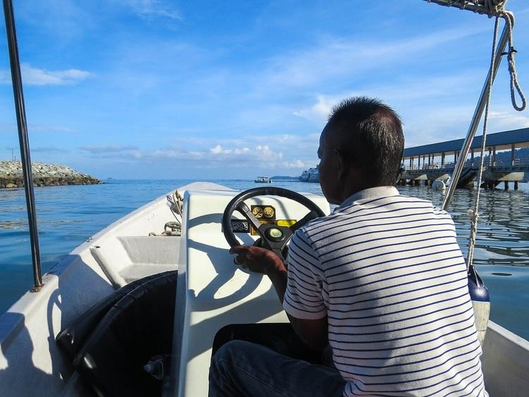 24 Juillet - Tioman... Je change de plage ! Go to ABC Beach...
