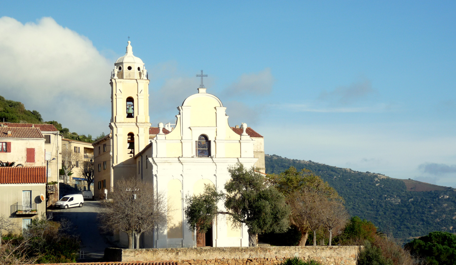 cargese corse histoire