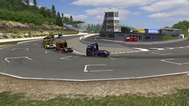 Jeu Formula Truck 2013