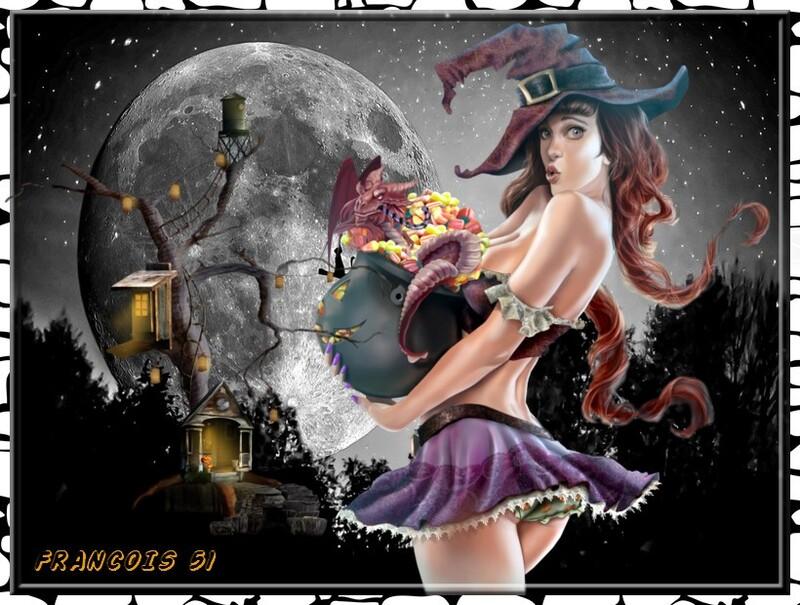 Halloween et belle Toussaint !