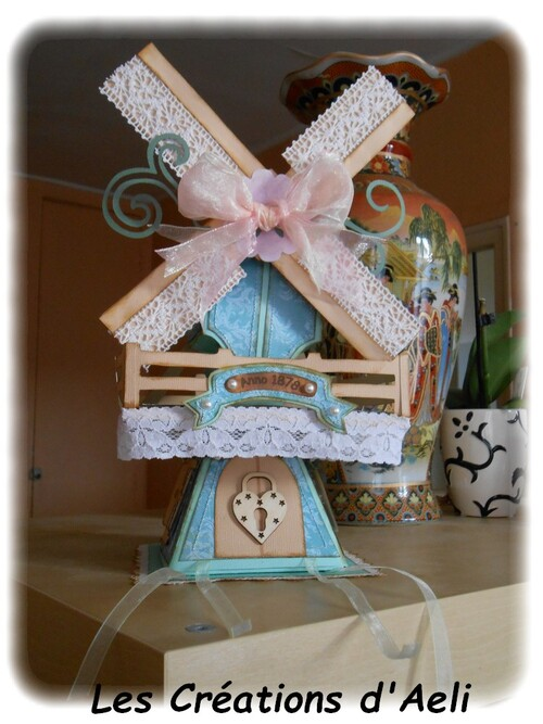 Mon moulin à vent