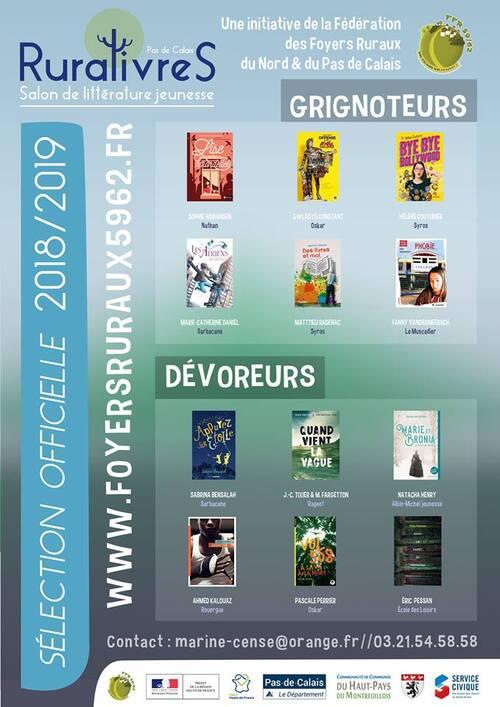 Le Prix Ruralivres : 4è sélection pour Les Aériens !