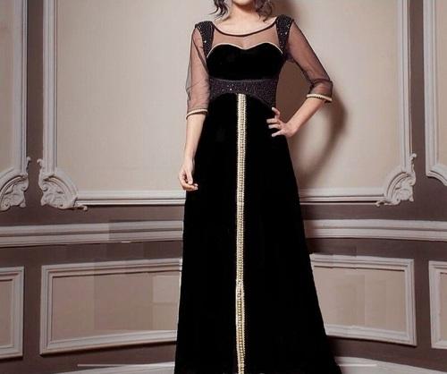 Robe caftan : Inspirez-vous de cette nouvelle tendance du caftan