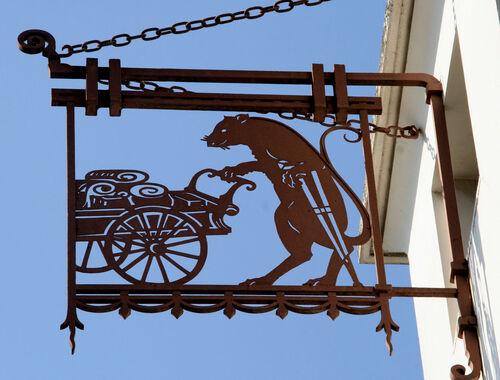 NANTES 1888      Au Rat Goutteux, la boutique qui a inspiré Jules Verne