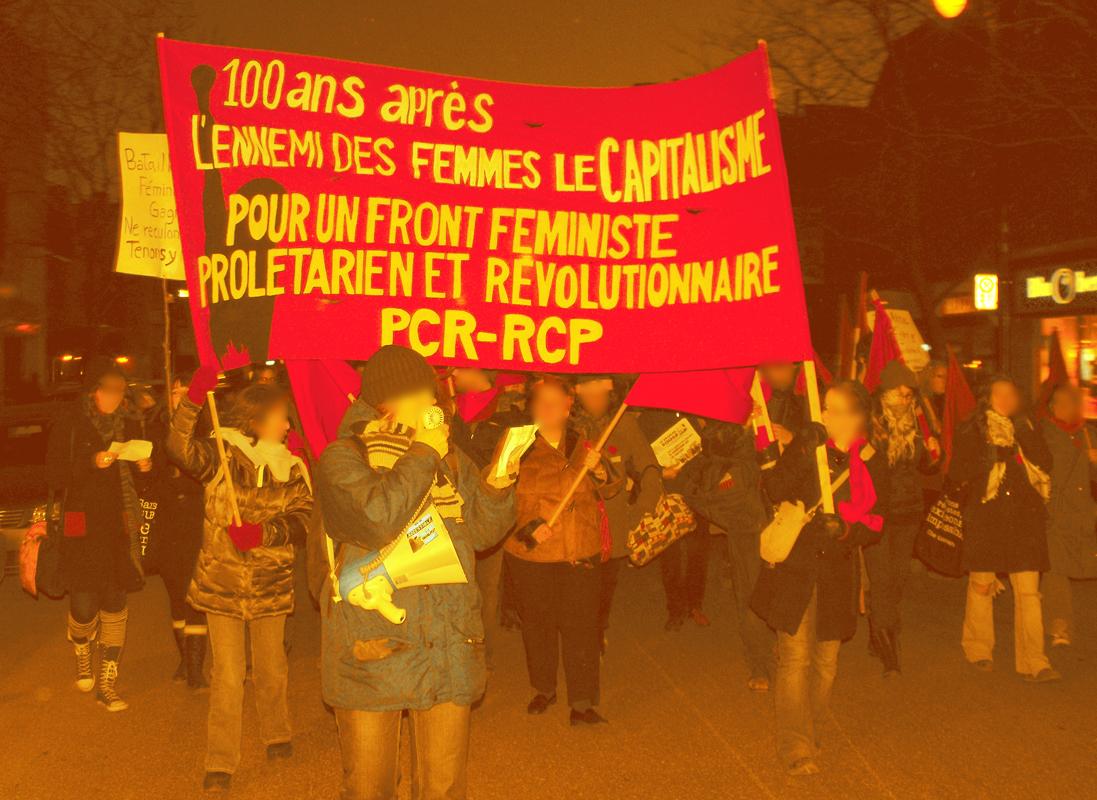 Quelle est la source de l'oppression des femmes ?