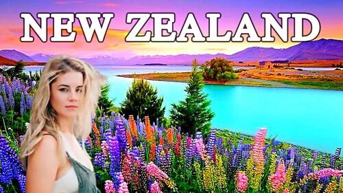 NEW ZEALAND TRAVEL TIME LAPSE, Wellington, Auckland, Northland (Voyages)