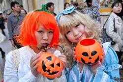 L'histoire d'Halloween