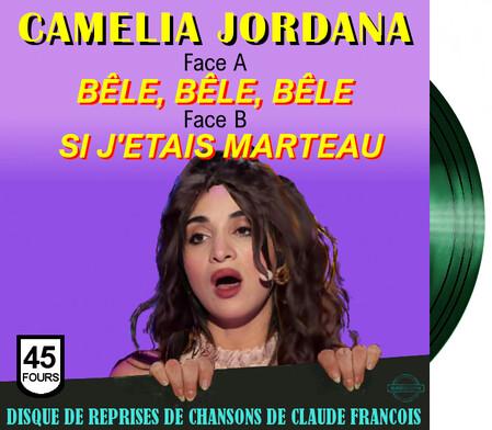 camélia jordana parodie