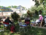 Stage de peinture estival juillet 2012