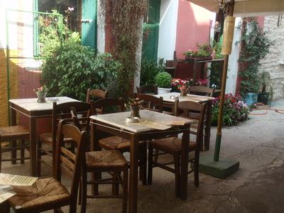 Paxos Gaios le village et Lakka