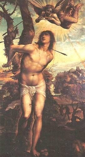 Le Martyre de Saint-Sébastien - relectures