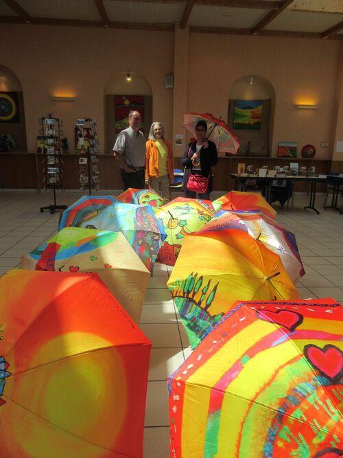 Le fabuleux destin des parapluies Poiré Guallino...