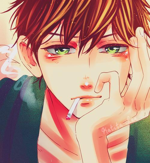 HBD Shishio sensei 3/? by katita-chan on DeviantArt