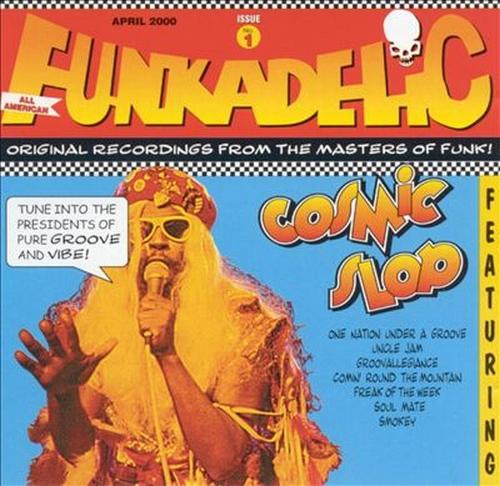 "Funkadelic : CD "" Cosmic Slop "" Castle Pie Records PIESD 193 [ UK ]"
