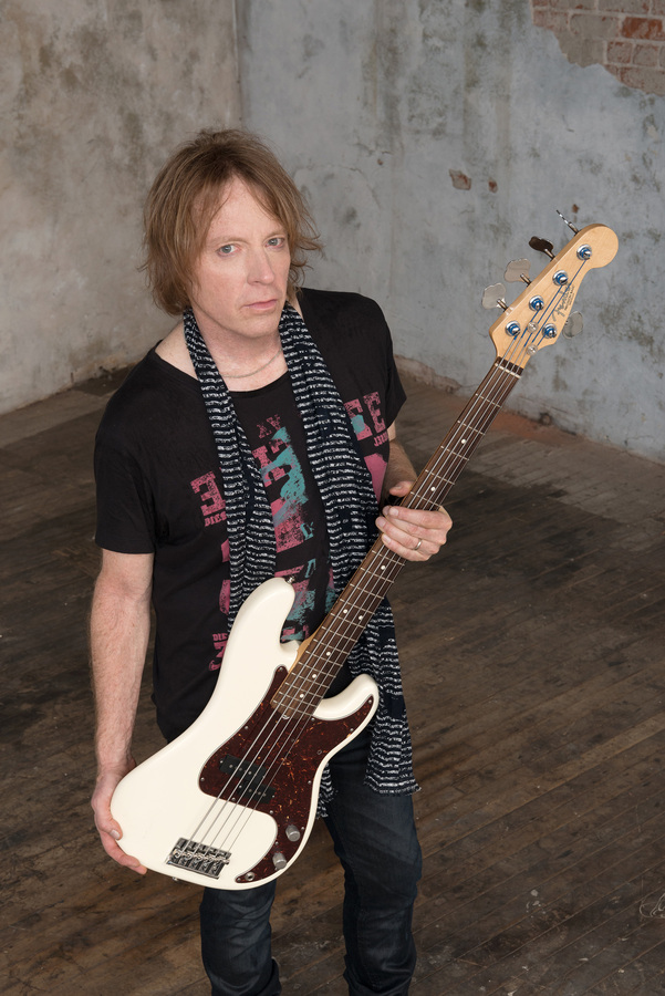 THE END MACHINE, Jeff Pilson