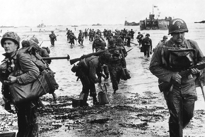 6 juin 1944 : Le Débarquement des alliés