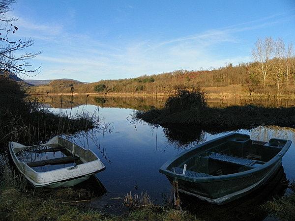 Lac d'Arboréaz