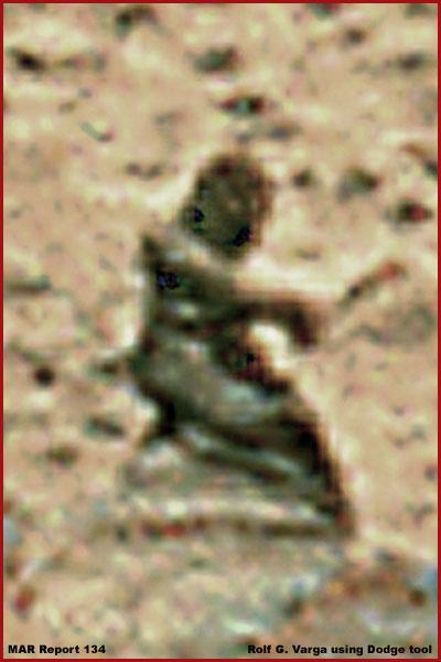 MARS la vie sur Mars