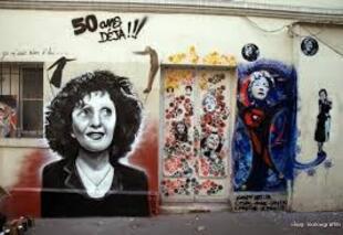 """Blog de lafarandoledeschansons : La Farandole des Chansons, La grande Edith PIAF a choisi de nous conter """" Le Noël de la rue """", avec une grande pensée pour eux"""