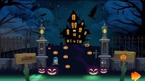 Jouer à ZooZoo Halloween trick or treat escape