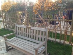 Jardin éphémère de Nancy 2015.