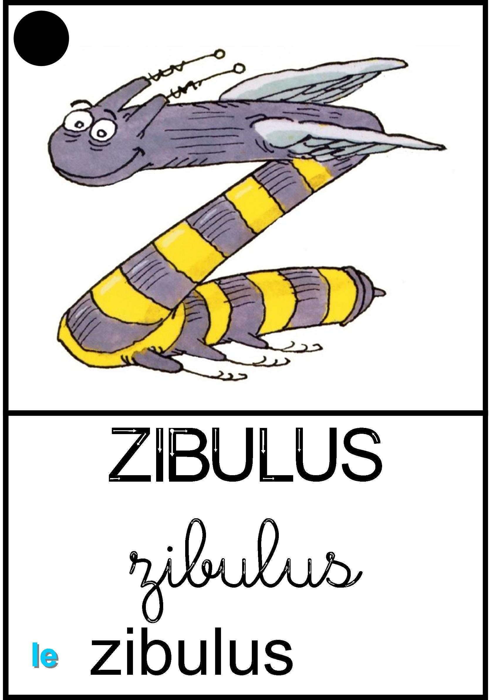 Affichage Le zibulus