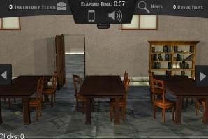 Escape 3D - Library 3