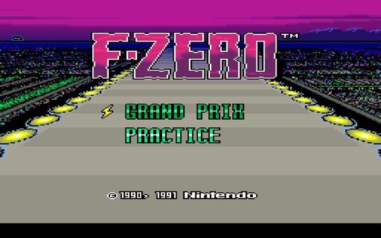 F-Zero ss