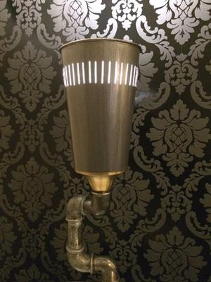 La lampe Blinder